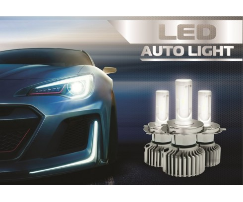 Buy Genome Led Headlights Online In India 5500k Series